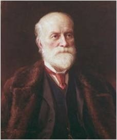 Sir Sandford Fleming, chief engineer of the Canadian Pacific Railway, designer of Canada's first adhesive postage stamp, and the inventor of the world-wide 24 railway time zones.  In 1892, Fleming began acquiring a substantial amount of Boston & Florida land stock, soon mq aking him the largest investor.