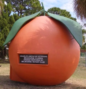 Giant Orange of Melbourne, Fla. (1967)