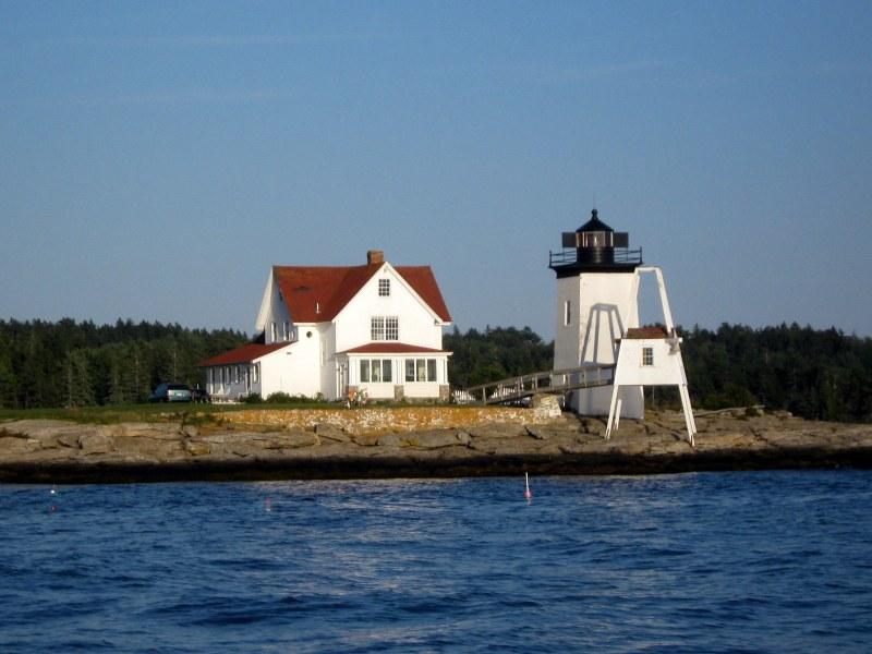 Hendricks Head Light, Southport, Maine